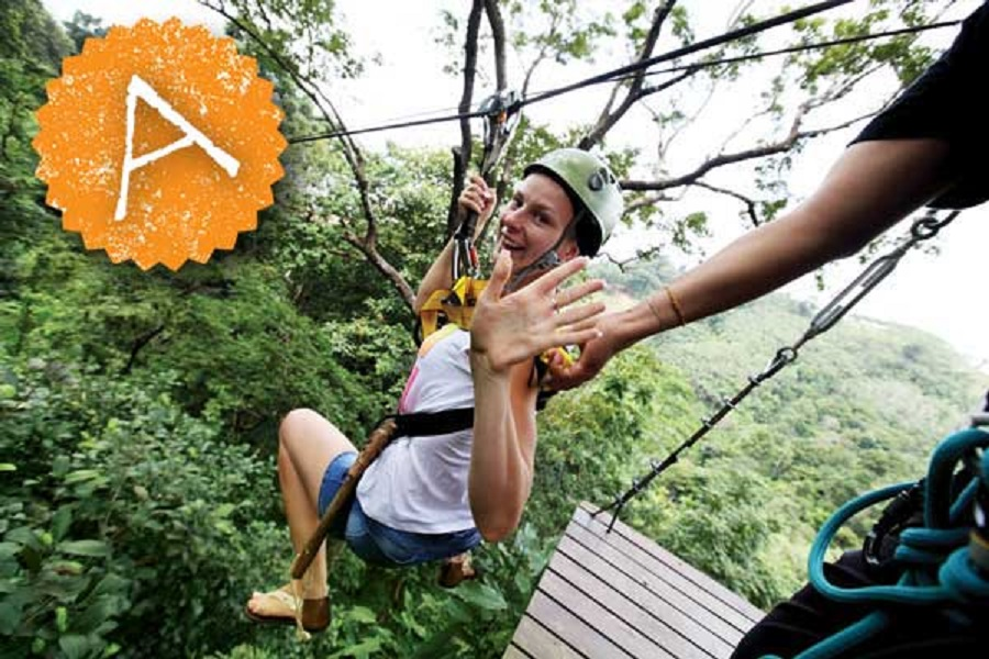 Phuket Flying Hanuman Tour - Full adventure + Meal (A)