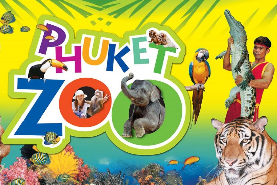 Phuket Zoo One Day Tour