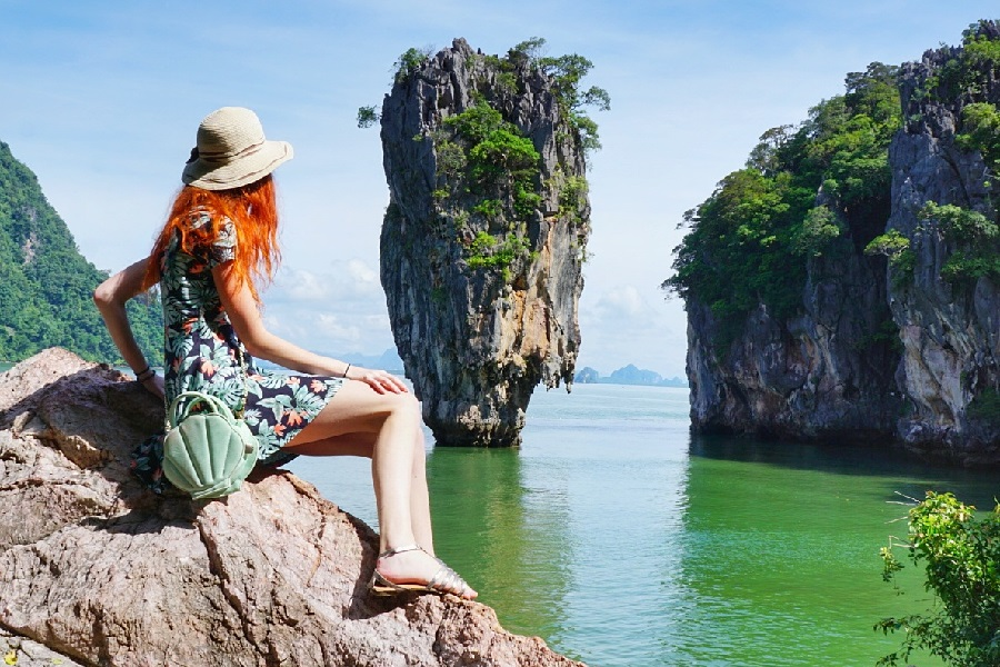 Exclusive James Bond Island + Samet-Nga Chee + Dinner by Speed Boat