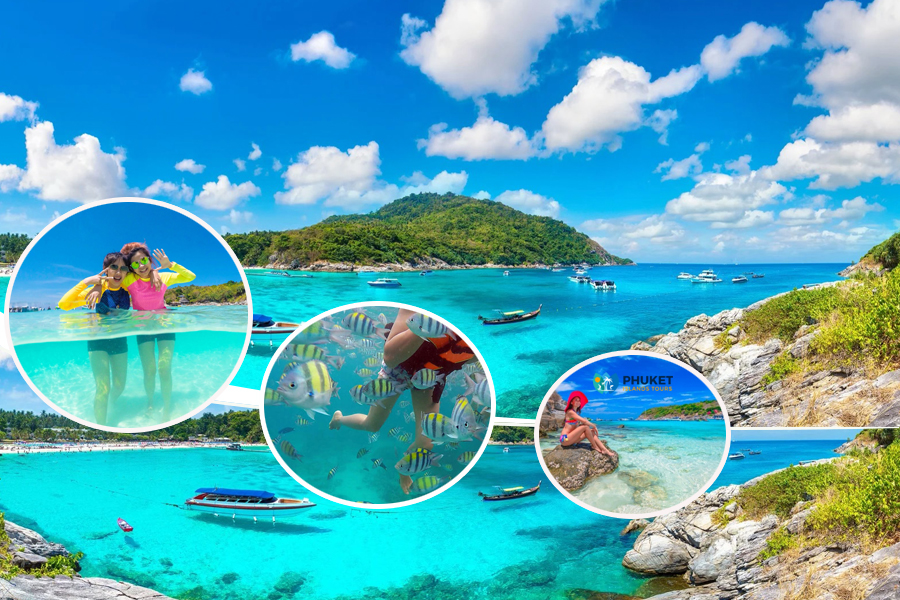 Raya + Coral Islands Full Day Tour by Speed Boat